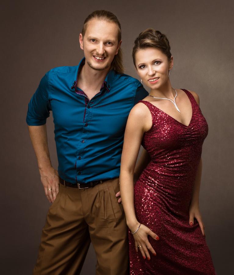 Justyna i Andrzej