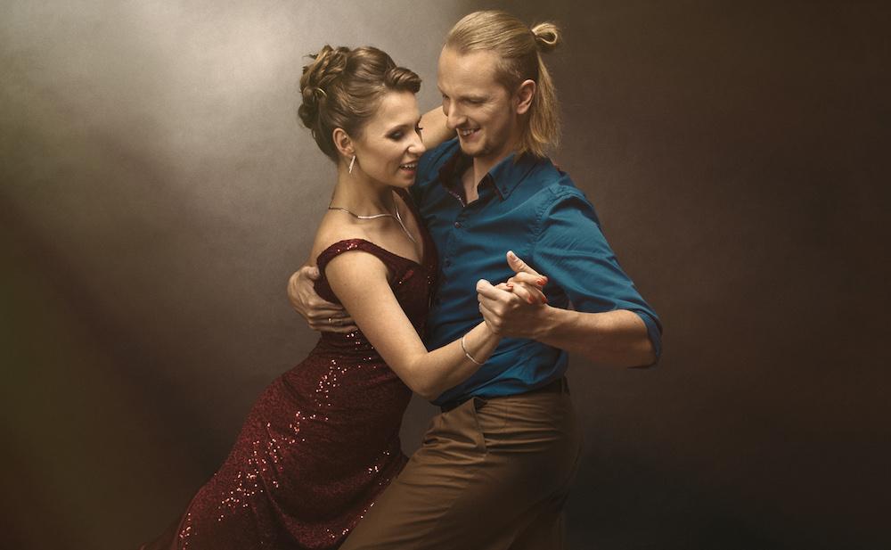 Justyna i Andrzej Tango