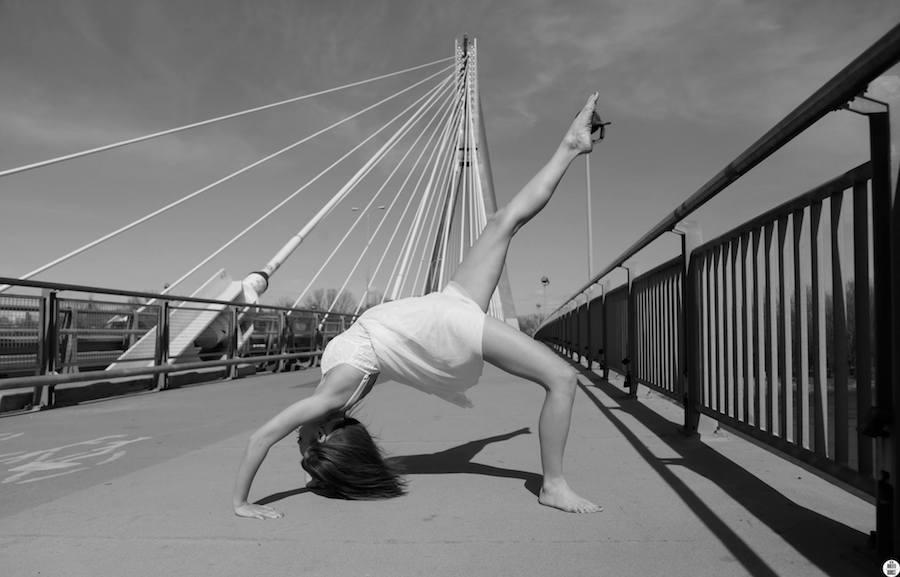 Kobieta w tańcu